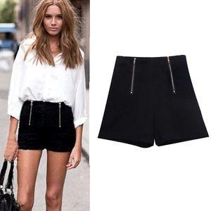 Sunday Best Double Zipper Short